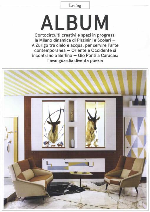 Marta Sala Éditions - Living Corriere della Sera