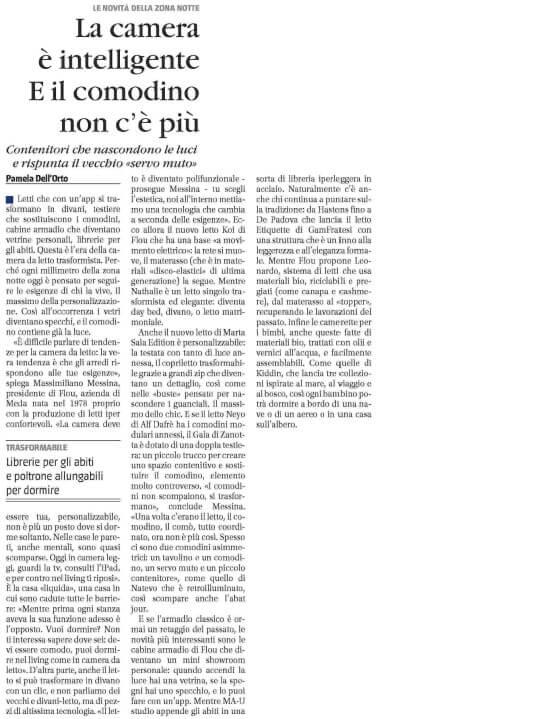 Marta Sala Éditions - Il Giornale