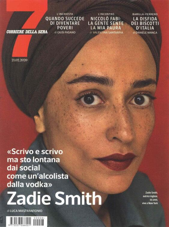 Marta Sala Éditions - Sette Corriere della Sera